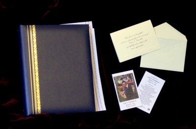Deluxe Stationery Package